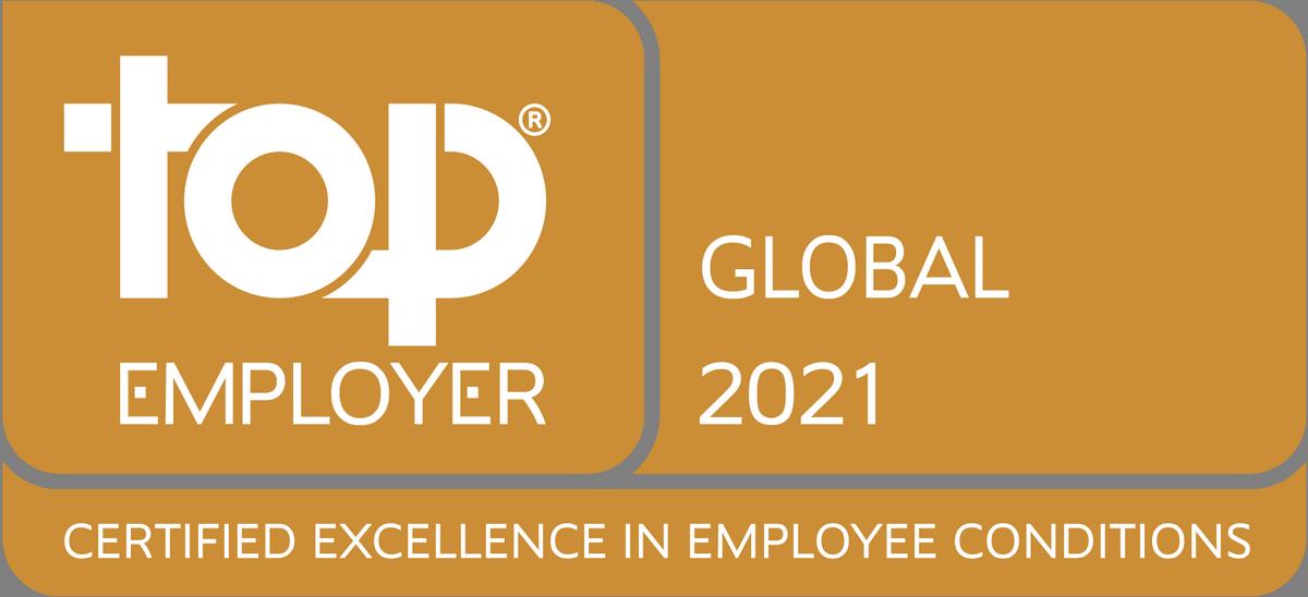JTI единственная компания в Молдове, сертифицированная Top Employers Institute как Лучший Работодатель (Top Employer), 8-й год подряд