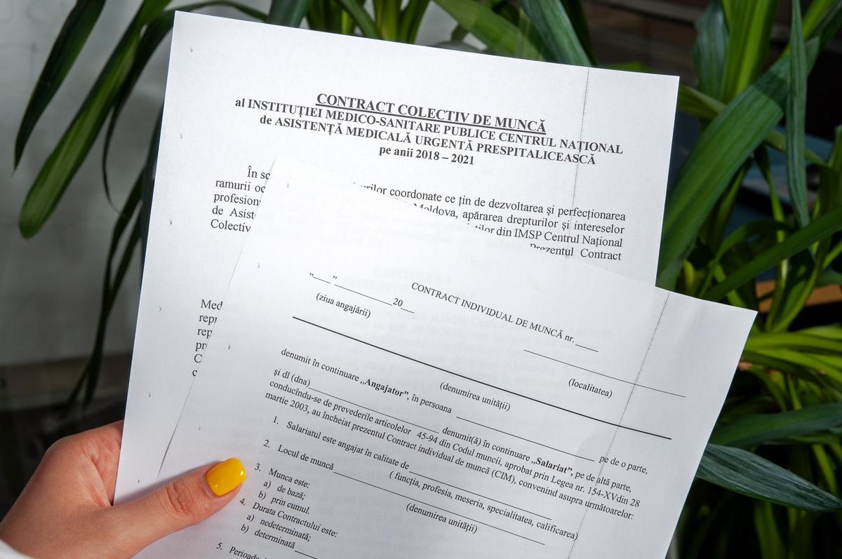 Contractul individual VS cel colectiv de muncă: deosebiri și trăsături specifice